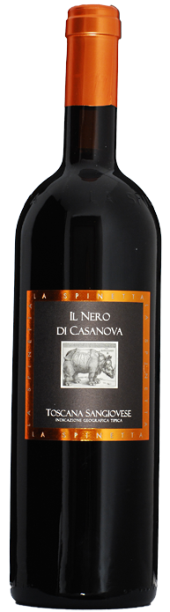 La Spinetta Il Nero di Casanova 2009 Toscana Sangiovese IGT