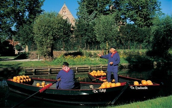 National Geographic: Edam on Top 10 Food Cities