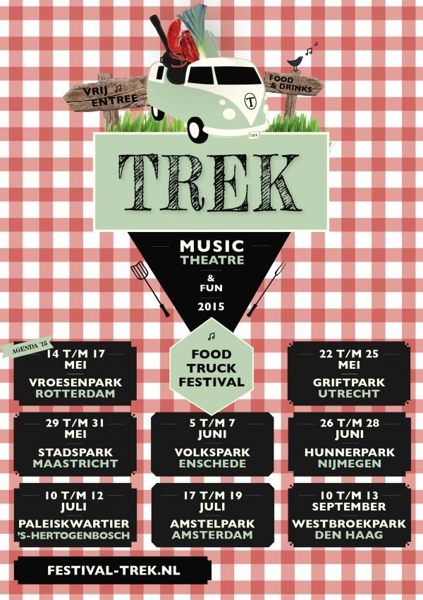 festival Trek komt naar Amsterdam!