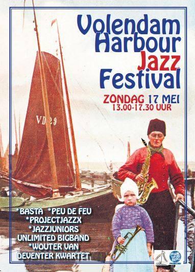 Harbour Jazz Festival Volendam