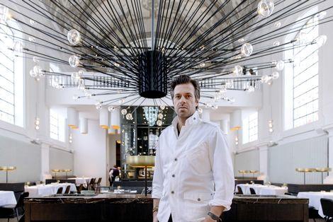 Restaurant Sergio Herman mooiste ter wereld
