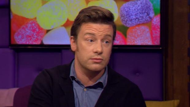 Jamie Oliver in opstand tegen suiker